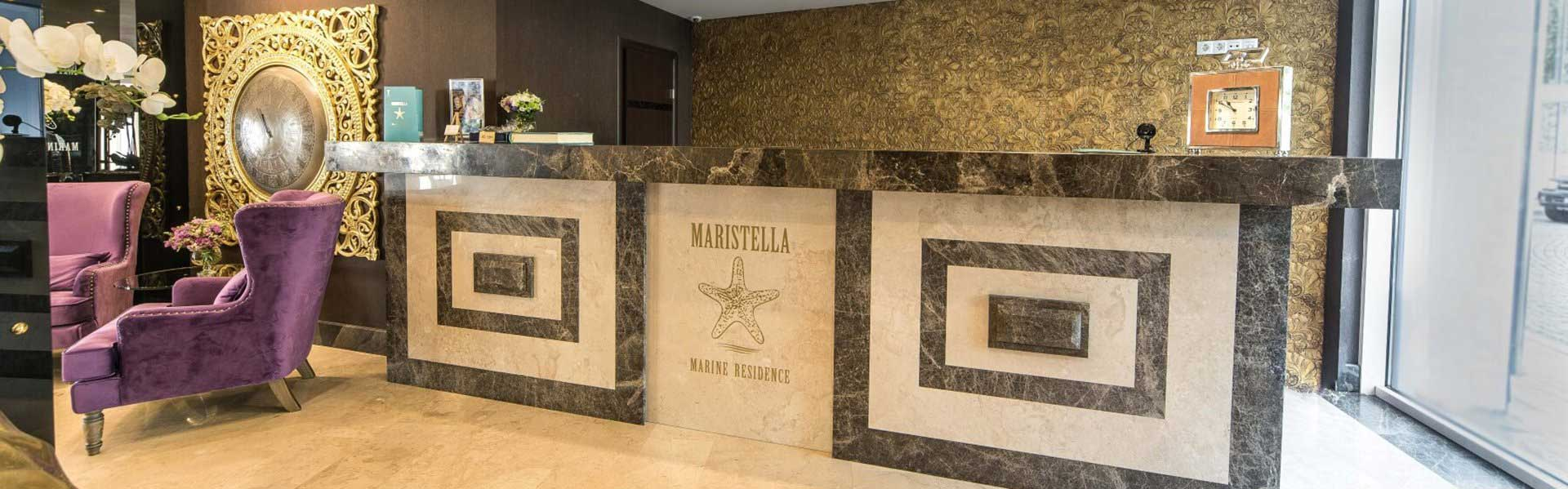 Номера Maristella Marine Residence