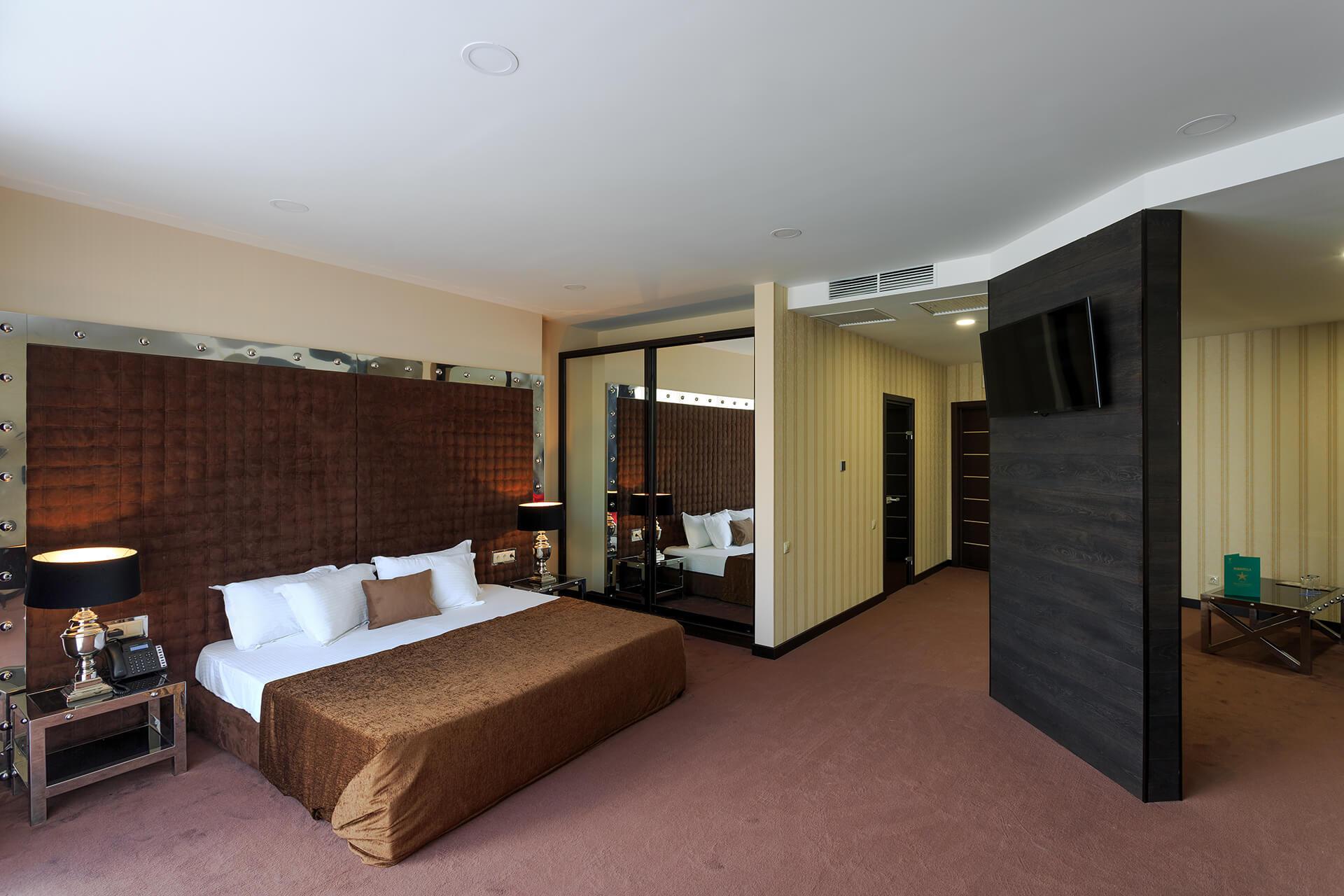 Номер Люкс отеля Maristella главная