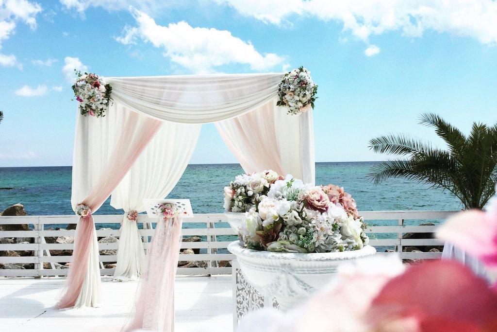 свадьба в Маристелле
