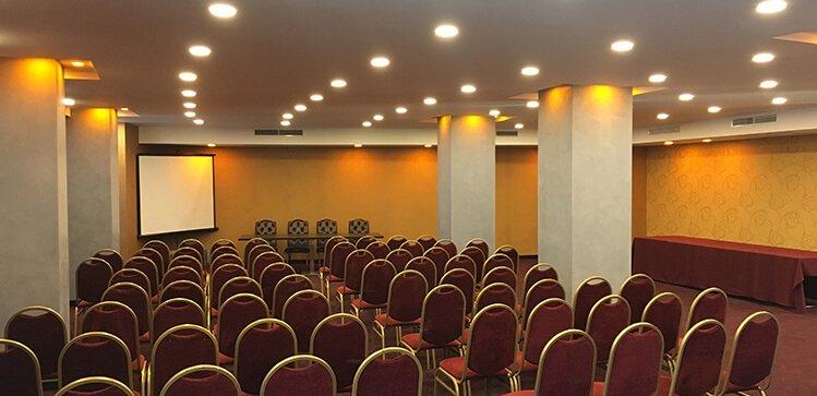Конферец-зал «ГОЛДЕН ХОЛЛ» 3