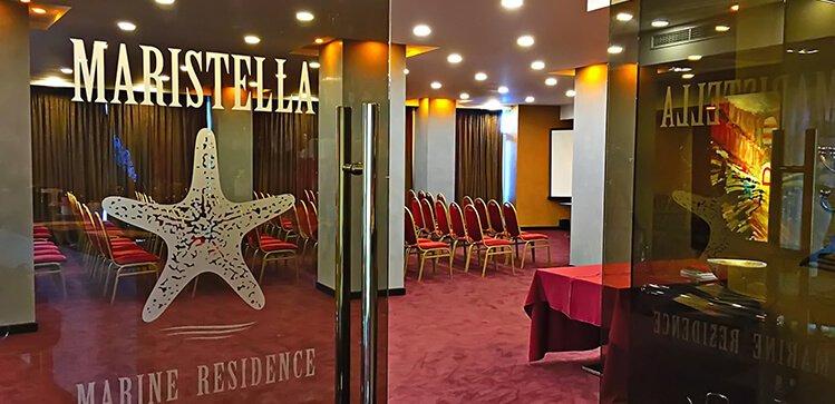 Конферец-зал «ГОЛДЕН ХОЛЛ» 4