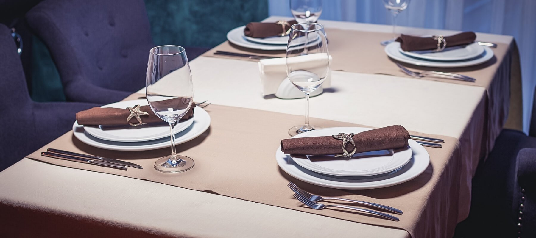 Ресторан гостиницы maristella-resident