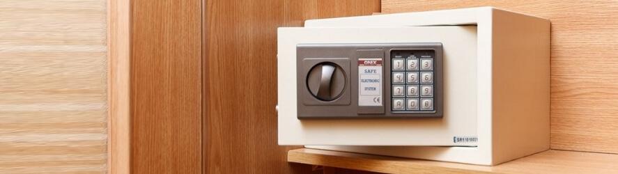консьерж сервис 24 сейф в отеле, фото