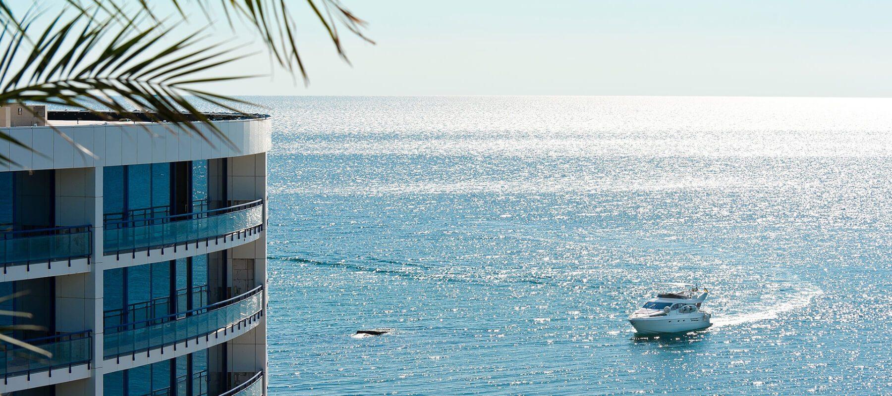 Услуги отеля у моря Maristella