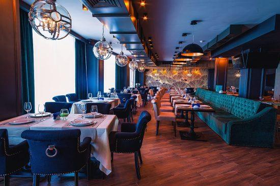 Ресторан отеля Одессы