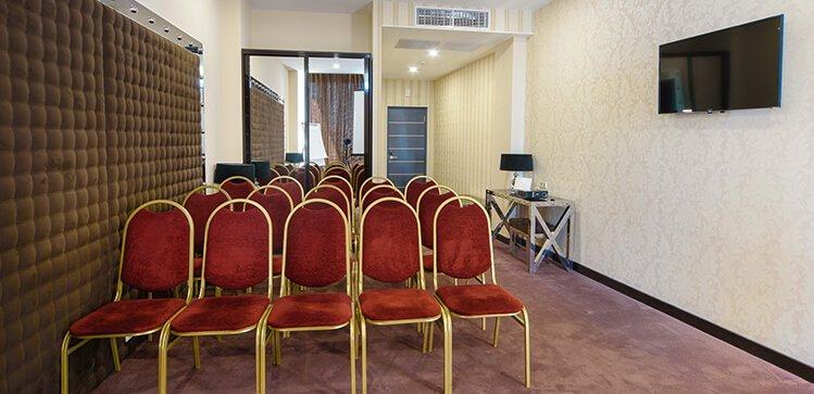 конференц-зал для совещаний или заседаний 2