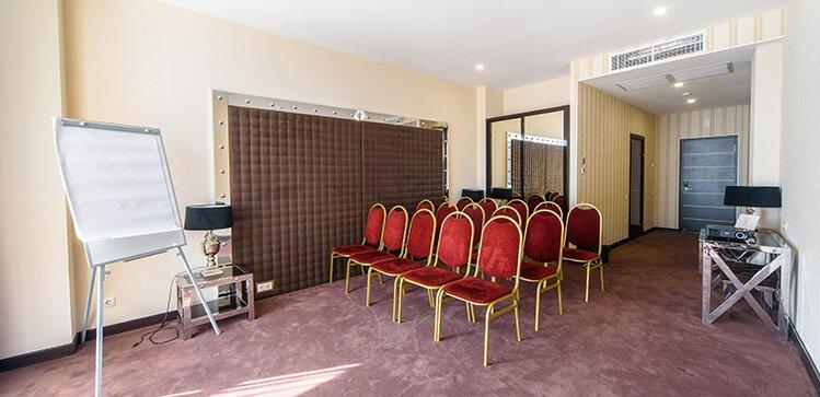 конференц-зал для совещаний или заседаний 3